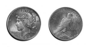 Peace Silver Dollar
