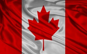 Canadian Flag - Canadian Silver Coins