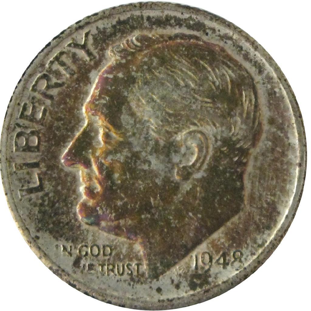 Junk Silver Investing Silver Dimes
