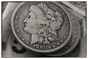 Morgan Silver Dollar for Silver Investing